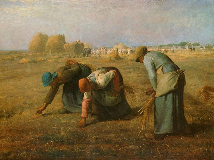 796px-Jean-François_Millet_(II)_-_The_Gleaners_-_WGA15691