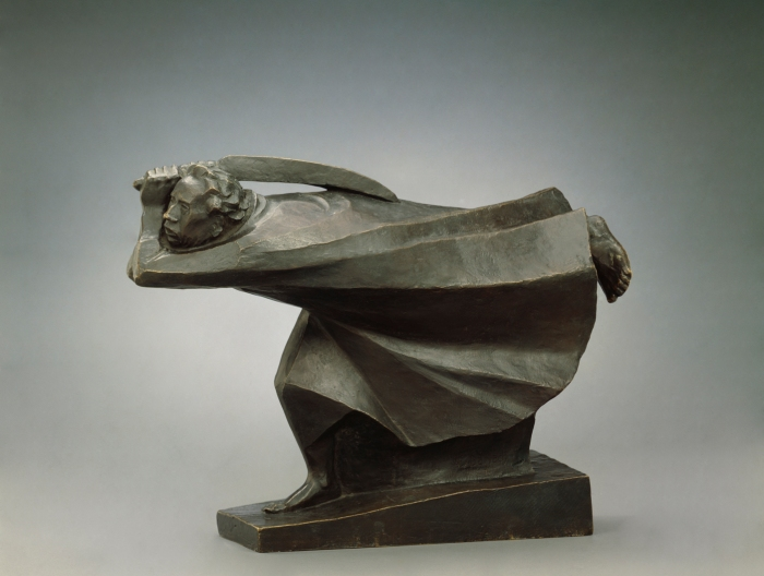 Ernst Barlach_The Avenger_64